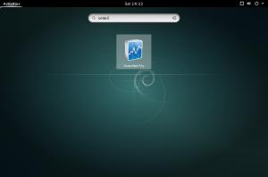 OrderNet Pro on Debian Jessie.
